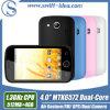 4.0 Doppel-SIM androides intelligentes Telefon des Inch-CDMA G/M (H30)