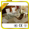 세륨, CCC, ISO9001를 가진 유리제 상단을%s 식탁 기초