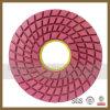 De flexibele Oppoetsende Stootkussens van de Diamant van de Hars voor Graniet, Marmer, in Voorraad
