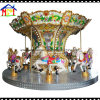 Carrousel de cheval de Roudabout de conduite de Kiddie de parc d'attractions de 12 portées