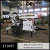 Глубина Jt100y 100m пробуренная, компакт, облегченная, малая портативная буровая установка