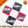 promotion Company 선물 소형 카드 USB 펜 드라이브 (YT-3118)