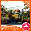 Gymnastique commerciale de glissière de matériel de cour de jeu de parc d'attractions de jardin d'enfants