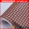 Nichtgewebtes Gewebe-Wand-Papier der Tapeten-3D PVC/Non gesponnenes mit niedrigem Preis in nicht gesponnener Tapete/in der dekorativen Hauptwand