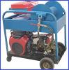 Máquina de limpieza de alcantarillado de vaciar el motor de gasolina limpiador de alta presión