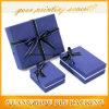 Embalaje cajas de regalo de joyas de fabricación mayorista (BLF GB512)