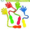 O plástico por atacado de TPR entrega a miúdos pegajosos dos brinquedos favores de partido
