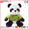 박제 동물 아기를 위한 연약한 판다 견면 벨벳 장난감 또는 아이 또는 아이들
