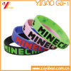 Venda por atacado Debossed Design Silicone Wristband for Promotion Gifts (YB-AB-023)