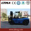 Großer 13 Tonnen-Dieselgabelstapler mit gute Leistungs-Motor