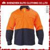 Vente en gros de chemises de travail personnalisées pour hommes (ELTHVSI-1)