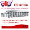 Impresora automatizada serie del fotograbado del PE del carril del Montaje-e