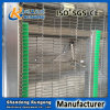 製造業者によってカスタマイズされるステンレス鋼の平らな屈曲の金網のコンベヤーベルト