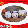 Sunboat Utensilios de cocina / Artículos del Hogar Taza esmalte / Big Belly Copa
