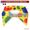 Circus Costume Accessoire Collier DOT pour décoration de fête de clown (BO-6048)