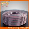 Manguito flexible resistente frío excelente del agua del jardín del PVC