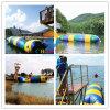 Almofada insuflável de desportos aquáticos OEM blob de lançamento de água com bomba de Marcação CE