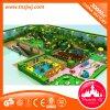 Equipo de interior del patio, juego suave de interior, estructuras del juego para la venta