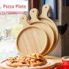 Rondeen bois de la Pizza Pizza desservant la plaque du bac