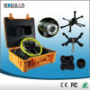 Text Recording를 가진 CCTV Pipe Inspection Camera System