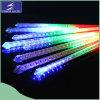luz de Natal do meteoro do diodo emissor de luz da decoração de 60cm 12V 24V 110V 220V