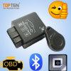 演劇およびPlug Car OBD II GPS Tracker (TK228-KW)