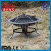 Pozzo pieghevole di vendita caldo del fuoco del carbone di legna con la griglia del BBQ (SP-FT007)
