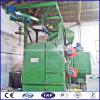 Oberflächenmaschine des Qualitäts-Legierungs-Hammer-entzundernde hakenförmige Granaliengebläse-Equipment/Q37