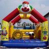 Het nieuwe Huis van de Sprong van de Clown van het Ontwerp Opblaasbare voor Kinderen