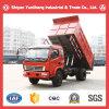 4X2 6 Wheel 8t Dump Truck