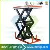 Hydraulisch Scissor teleskopischen Ladung-Aufzug-Tisch