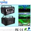 Luce laser verde di animazione della fase Disc15W di alta qualità