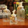 Vaso di vetro dell'ostruzione del commestibile 500ml -1500ml con il coperchio di ceramica