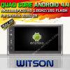 Witson 인조 인간 4.4 시스템 보편적인 두 배 DIN (새로운 도착) (W2-A6782)