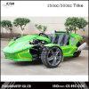 Reverse Trike 250cc eléctrico Drift Drift Trike Trike Triciclo rápido