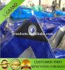青いバージンのPEの防水防水シートカバー