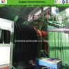 신형 폴리에틸렌 감기 배수장치 물결 모양 평화로운 밀어남 기계