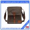Saco Multifunction ocasional do Satchel do corpo da cruz do saco de ombro da lona dos homens (MSB-027)