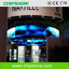 Chipshow P3.91 Video wall de LED para publicidade interior