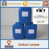 Precio bajo 72-17-3 del lactato el 60% del sodio de la categoría alimenticia