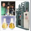 Eco-Friendly 폐기물 까만 엔진 기름 윤활유 기름 정화 기계 (TYA)