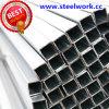 ERW tuyau en acier galvanisé / recuit soudé carré / rectangulaire (T-02)