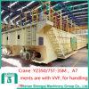Сверхмощный поднимаясь жидкий литейный кран Steel-Yz300/75t-35m