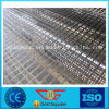 중국 아스팔트 포장 도로 자동 접착 섬유유리 축이 둘 있는 Geogrid 50kn, 100kn