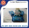 China barato promocionais grossista toalhetes de bebé