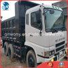 L'Avant-Levage Neuf-Peignent le camion à benne basculante manuel Japon-Fait utilisé par Max-10cbm de tombereau de Mitsubishi