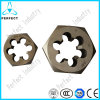 Lega Tool Steel 9sicr DIN382 Hexagon Die Nut