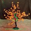 Árvore LED na iluminação do feriado