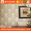 Papier peint floral classique de matériau de construction pour le collant de mur