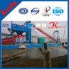 preço de fábrica chinesa de areia de alta capacidade da caçamba da cadeia de ouro Draga